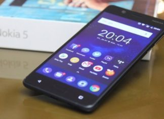 Android Pie Nokia 5