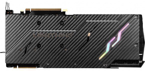 MSI GeForce RTX 2080 Ti Lighning С