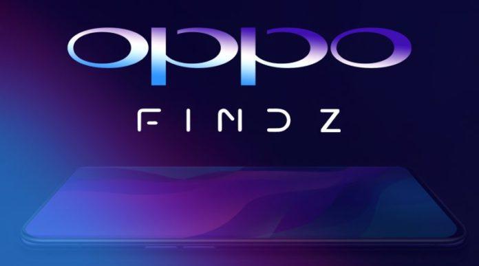 Oppo Find Z