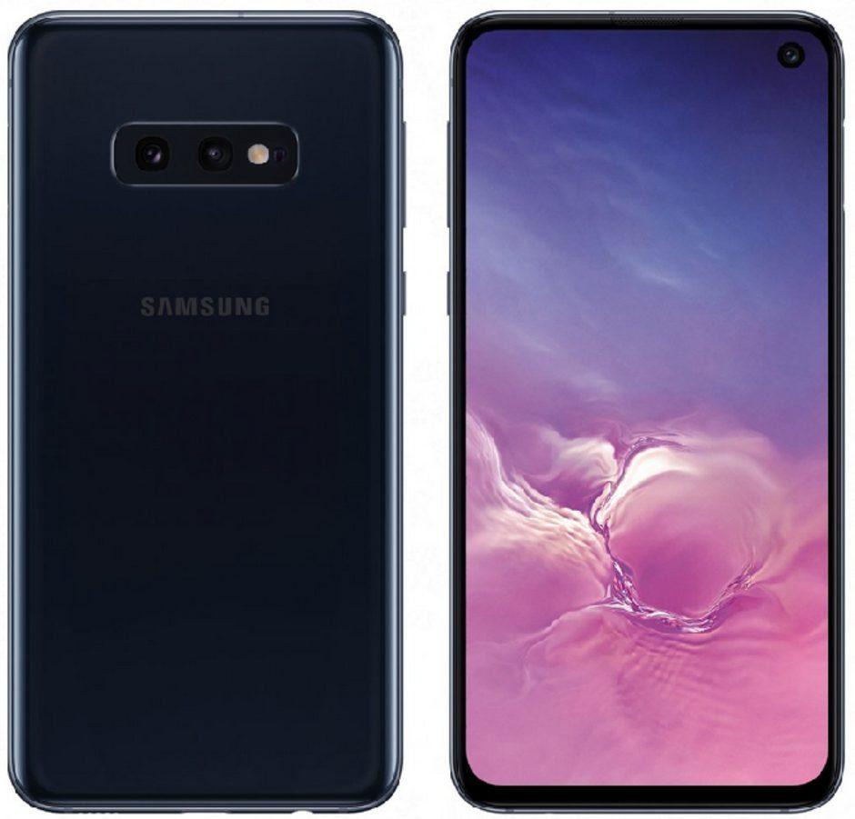 Рендер Galaxy S10e
