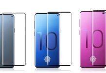 Серия смартфонов Samsung Galaxy S10
