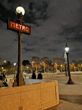 """Снимок сделанный в """"Ночном режиме"""""""