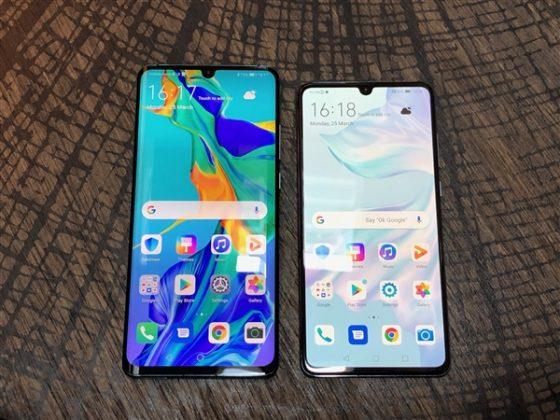 Дисплеи обоих смартфонов