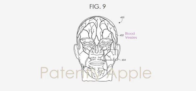 Патент поданный Apple