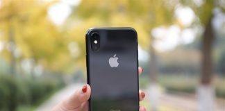 FaceID впервые появился в iPhone X