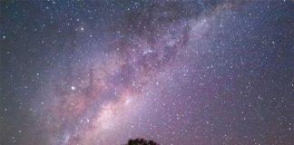 Ночное небо снято на P30 Pro
