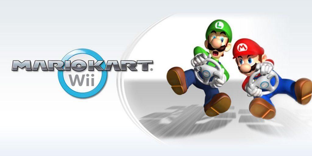 Mario Racing Wii