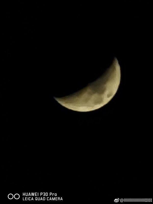 Снимки луны от пользователей