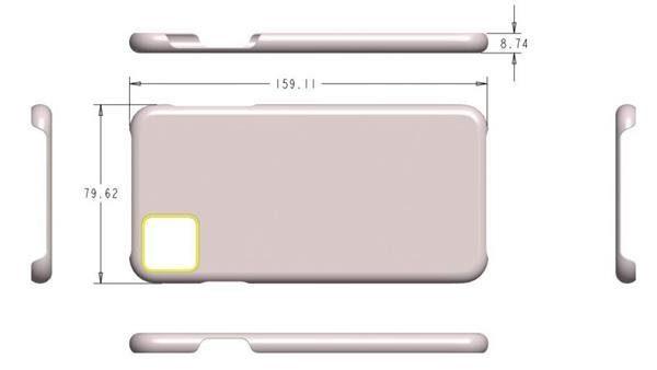 Чехол для iPhone XI Max
