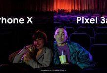 Google Pixel 3a делает ночные снимки лучше чем iPhone X