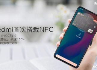 Redmi K20 - NFC
