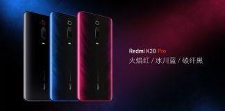 Redmi K20 Pro и K20 презентованы