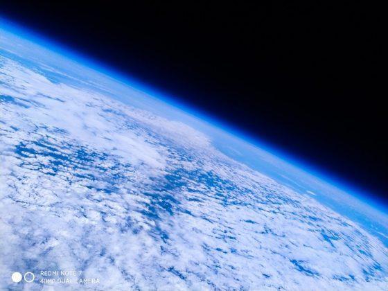 Земля сквозь объектив 48 Мп камеры