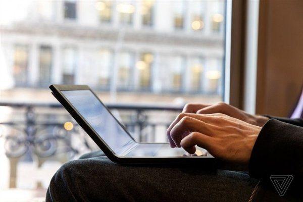 Удобство работы с ноутбуком
