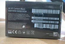 Упаковочная коробка Xiaomi Mi 9t