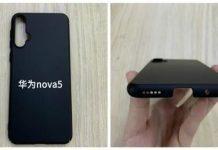 Защитный чехол Huawei Nova 5