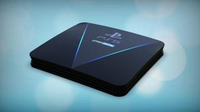 Sony PlayStation 5 - предположительный дизайн