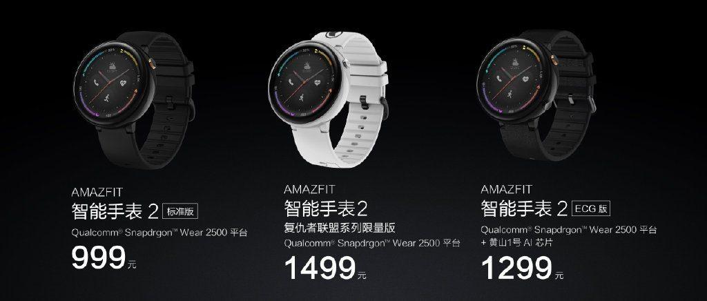 Цены на разные версии