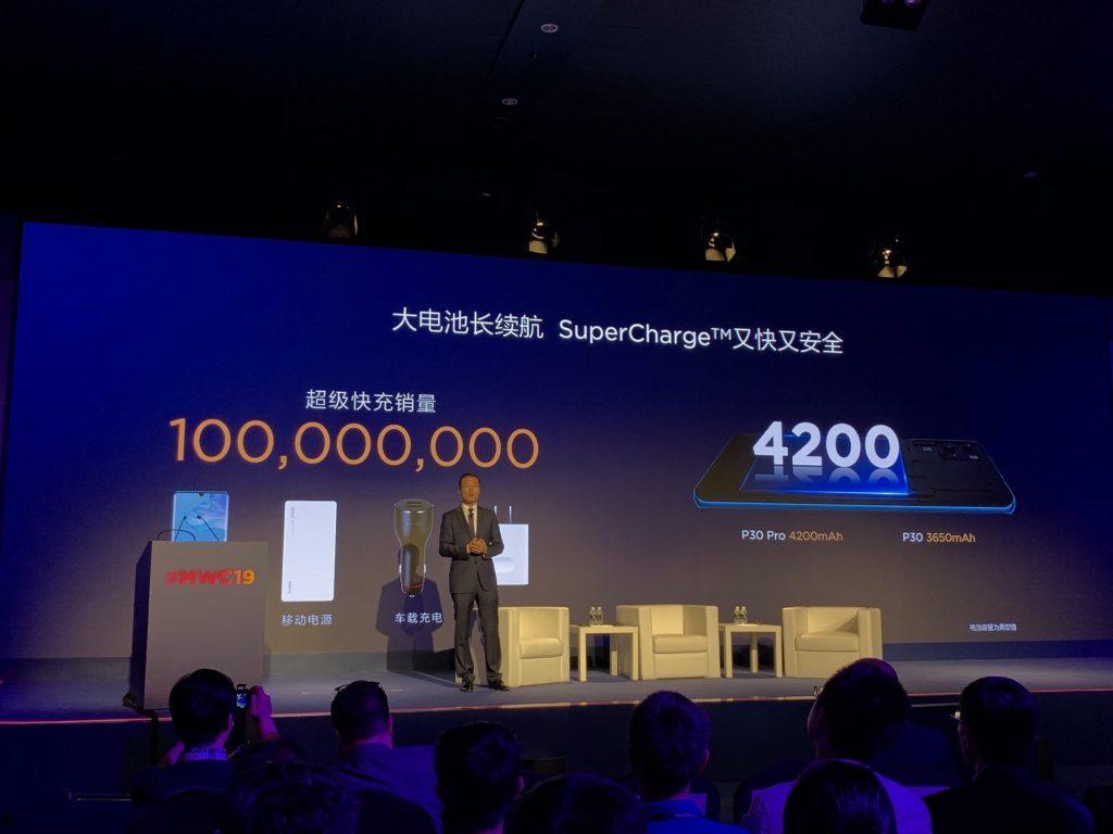 Более 100 млн. продаж продукции Huawei