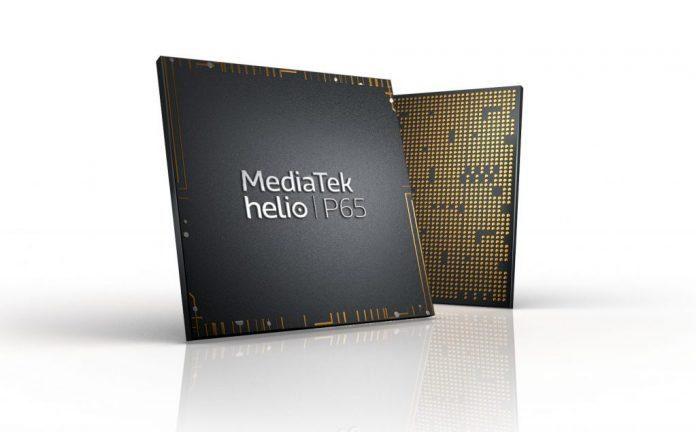 Mediatec Helio P65