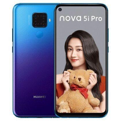 Цветовые решения Nova 5i Pro