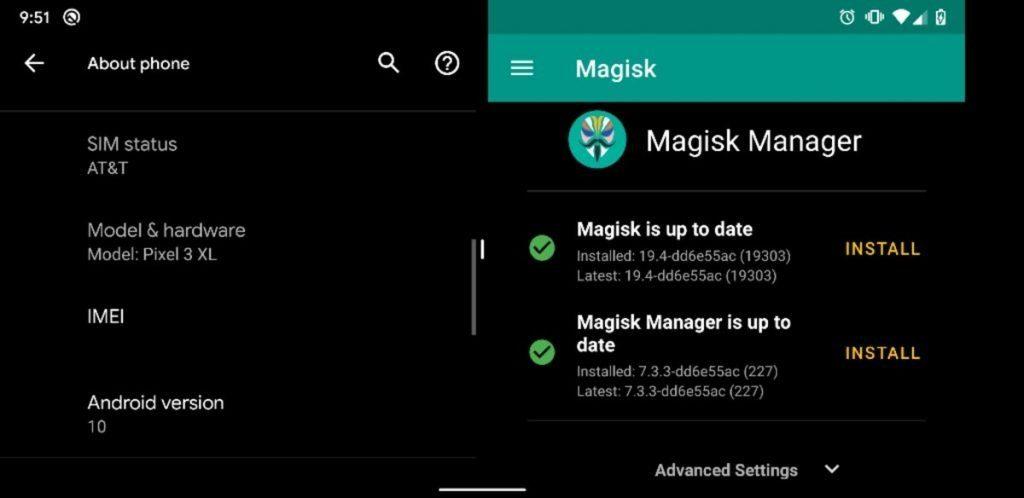 Magisk позволит рутировать Google Pixel 3