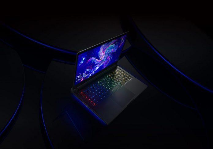 Игровой ноутбук Xiaomi