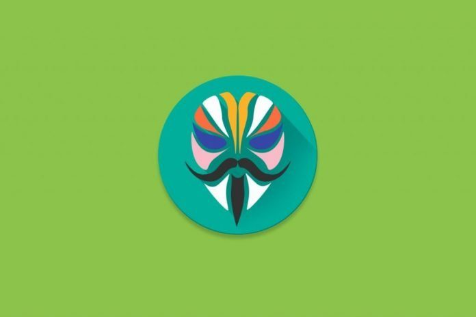 Лого Magisk