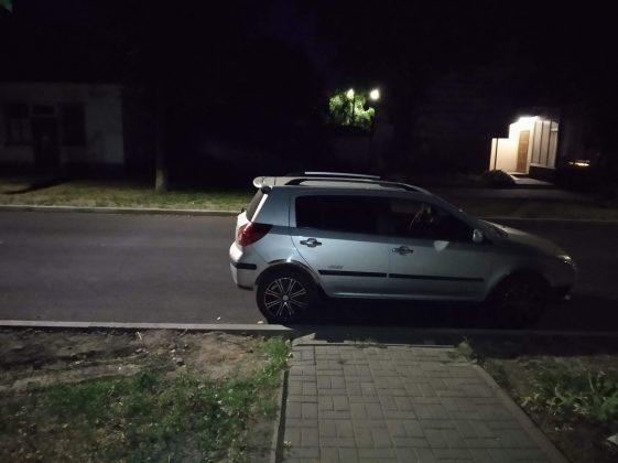 Redmi 7a - ночной снимок