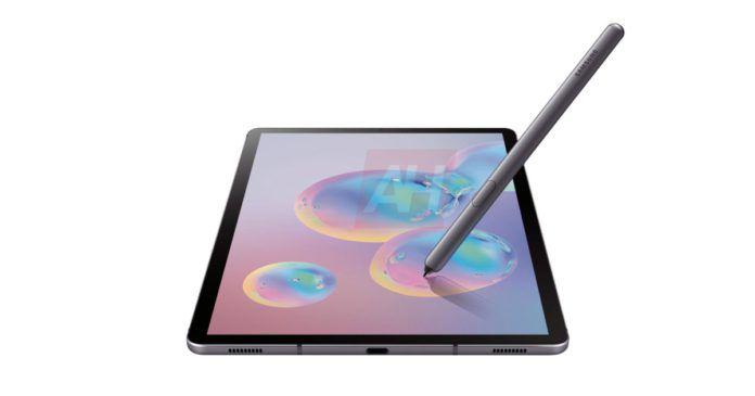 Samsung Galaxy Tab S6 с поддержкой S-Pen