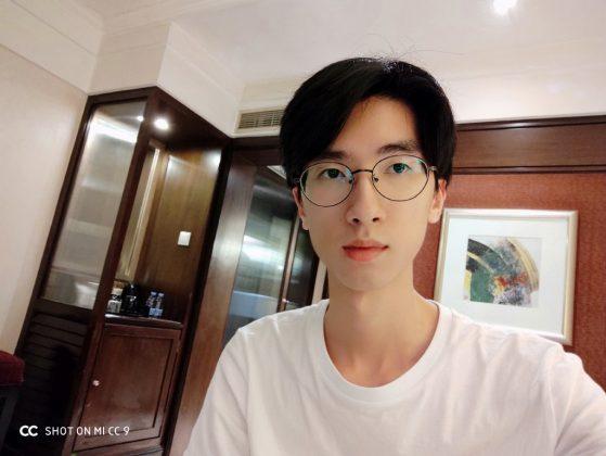 Пример снимка с Xiaomi Mi CC9
