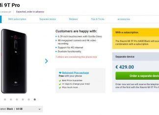 Xiaomi Mi 9T Pro скоро появится в Европе