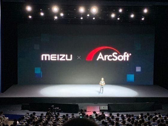 Сотрудничество Meizu с ArcSoft