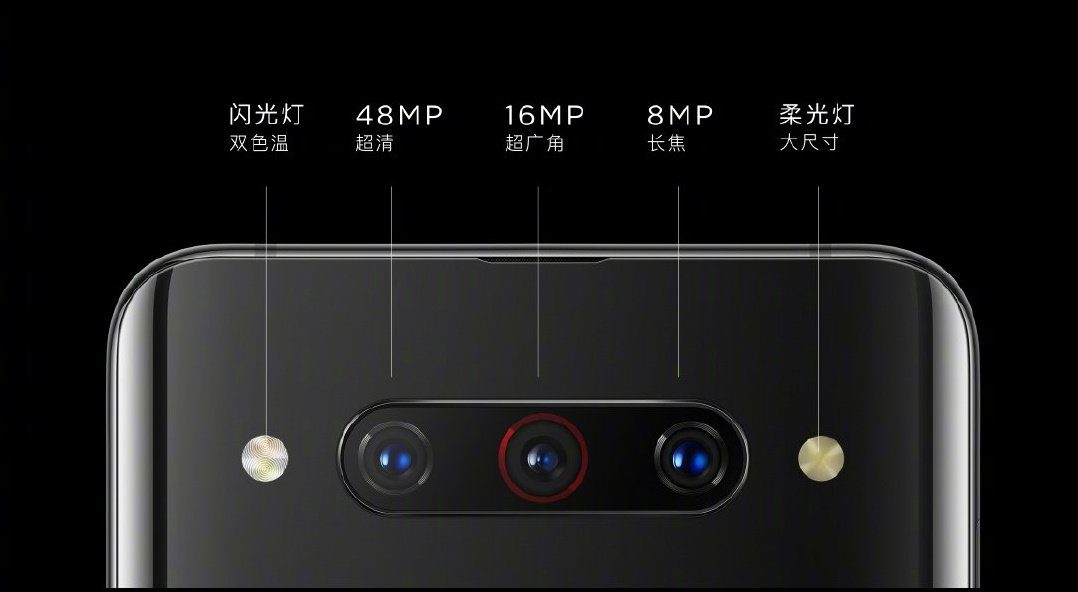 Датчики основной камеры
