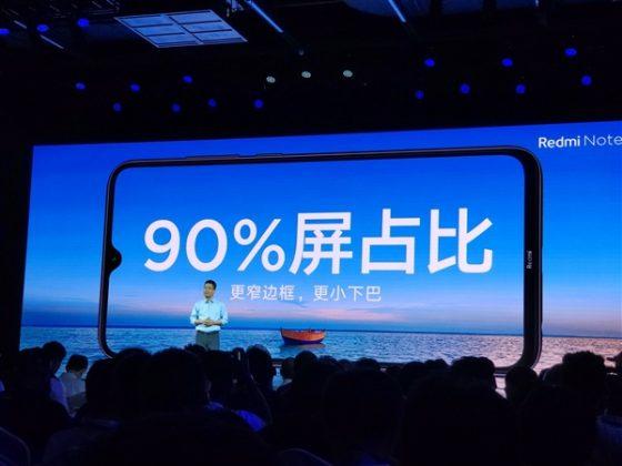 Особенности дисплея в Redmi Note 8
