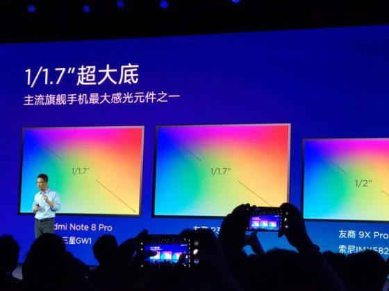 Матрица как у Huawei P30 Pro
