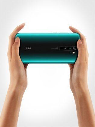 Пресс-рендеры Redmi Note 8 Pro