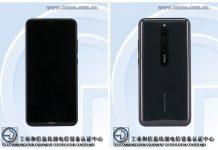 Смартфон Redmi скрывшийся под номером M1908C3IC