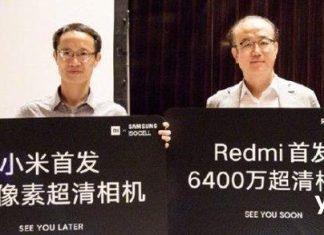 Xioami и Redmi собираются выпустить смартфоны с 100 Мп и 64 Мп камерой