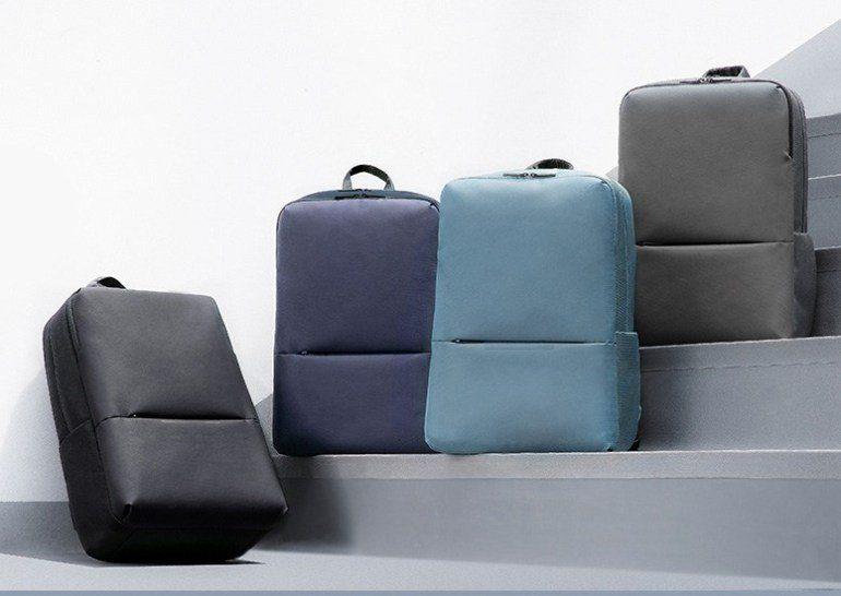 Цвета Xiaomi Mi Classic Backpack 2