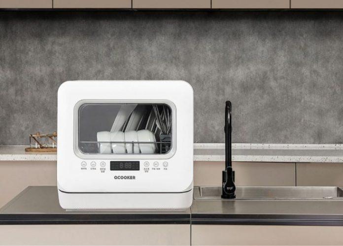 Компактная посудомоечная машинка