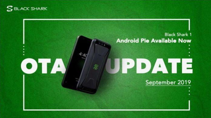BlackShark обновляется до Android 9