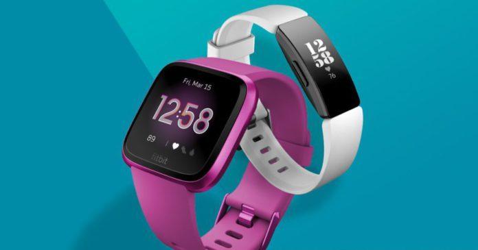 Умные часы и браслет Fitbit