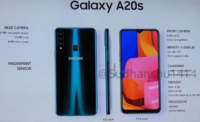 Samsung Galaxy 20s