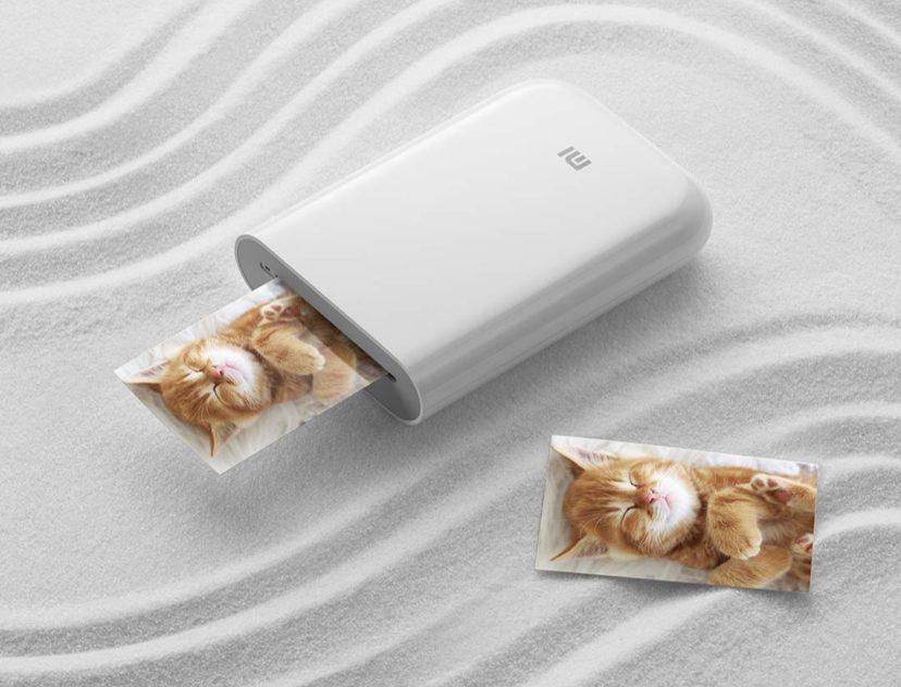 Карманный принтер от Xiaomi