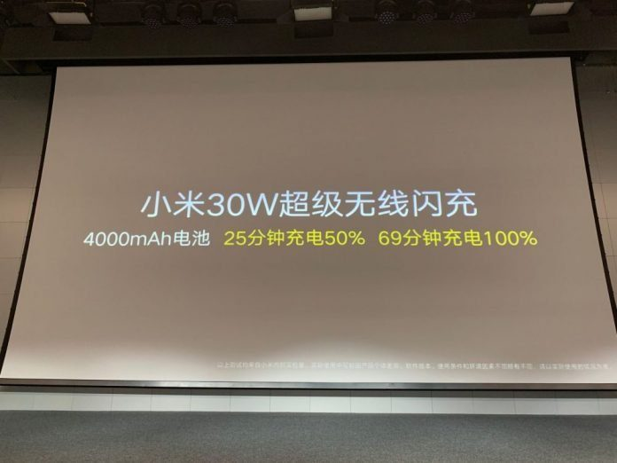 Первая 30 Вт беспроводная зарядка