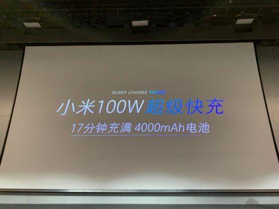 Первая 100 Вт зарядка