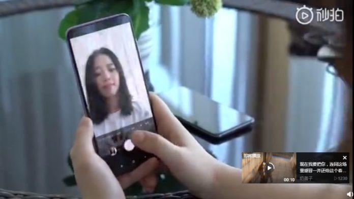 Xiaomi может встроить фронтальную камеру под дисплей Mi Alpha