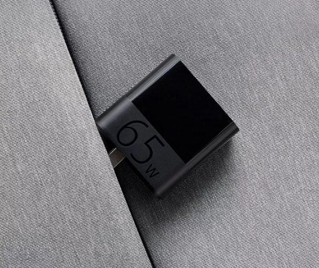 65 Вт адаптер от Xiaomi