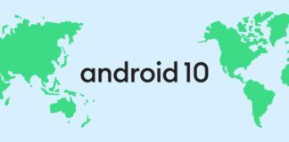 Android 10 идет